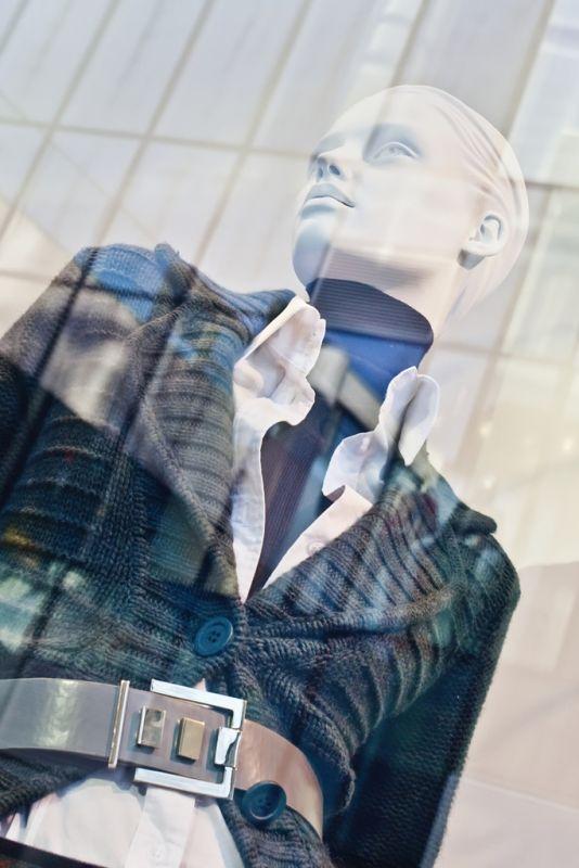 קורס עיצוב חלונות ראווה במכללת קונספט | עיצוב: זויה שובייב