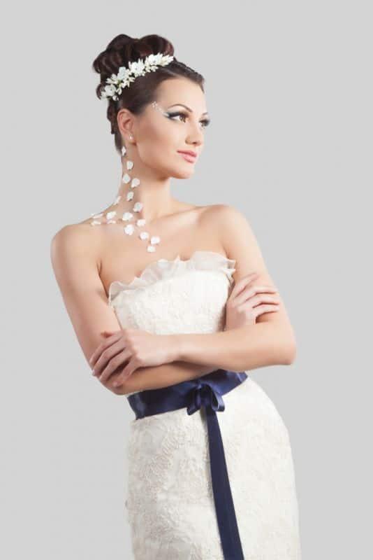 קורס עיצוב שמלות כלה וערב במכללת קונספט | עיצוב: לינוי מזרחי