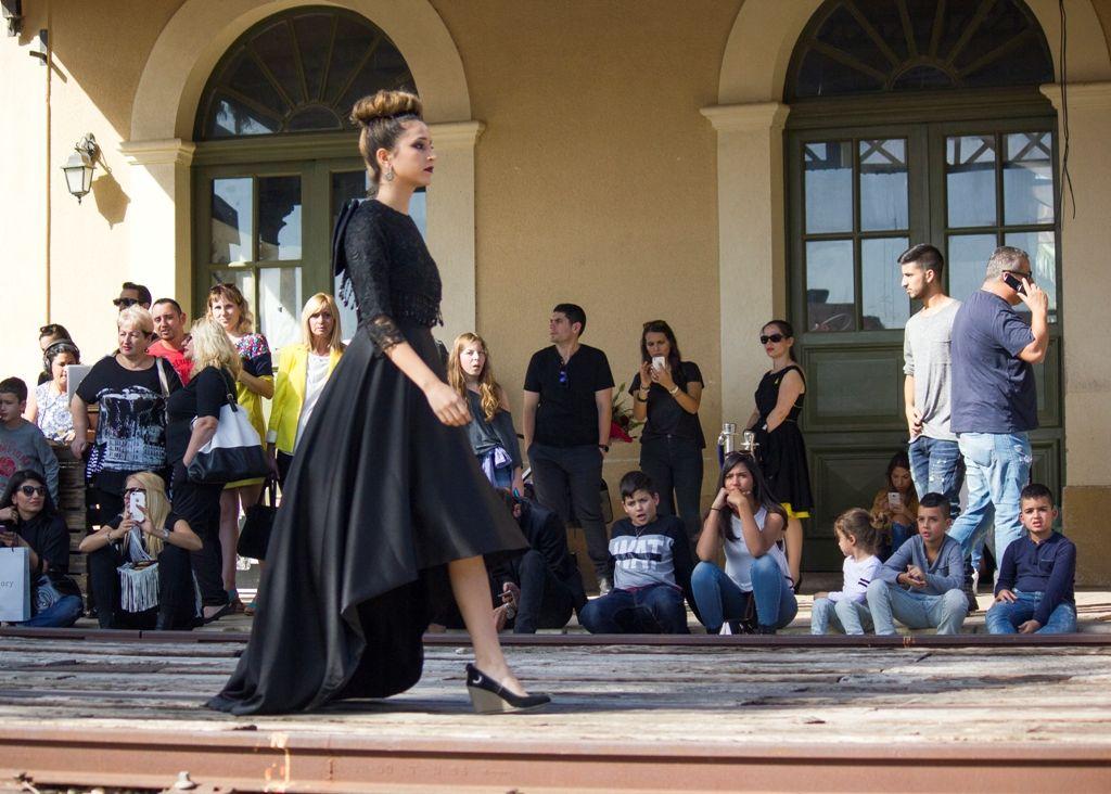 קורס עיצוב אופנה ובניית מיתוג אישי במכללת קונספט | עיצוב: חוי אינהורן