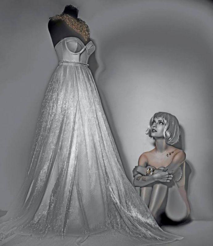 קורס עיצוב שמלות כלה וערב במכללת קונספט | עיצוב: הבבושקות