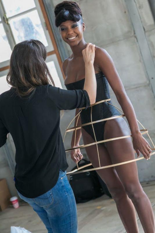 הפקת סטיילינג במכללת קונספט   סטיילינג בתצוגות אופנה