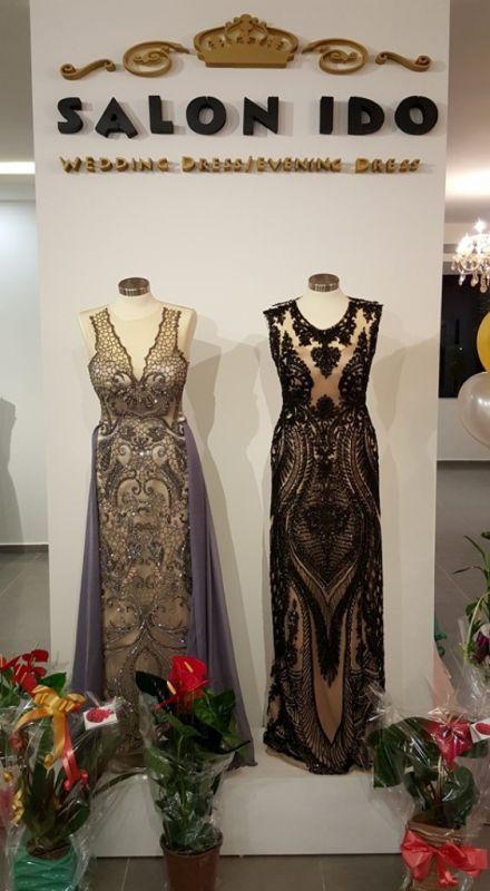 קורס עיצוב שמלות כלה וערב במכללת קונספט | עיצוב: עידו מסארוה פתיחת הסטודיו בטירה