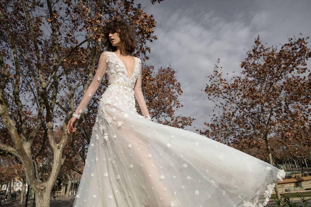 קורס עיצוב שמלות כלה וערב במכללת קונספט | עיצוב: ליז מרטינז