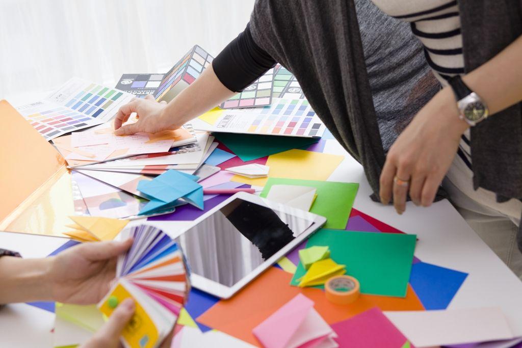 מכינה לעיצוב ואדריכלות במכללת קונספט   סדנאות צבע וחומרים