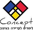 קונספט המכללה לעיצוב לוגו