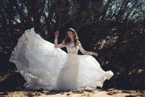 הילה שלום 2016: שמלות כלה ורסטיליות